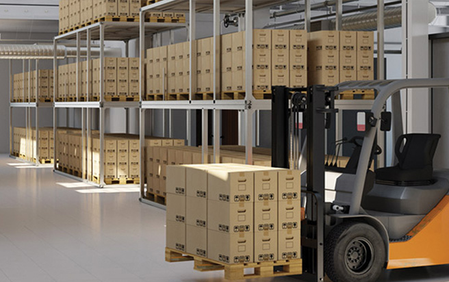 Warehouse For Packaging