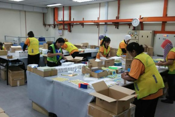Packing Manpower Services